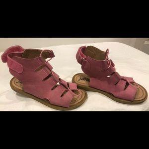 Other - Pink gladiator sandal